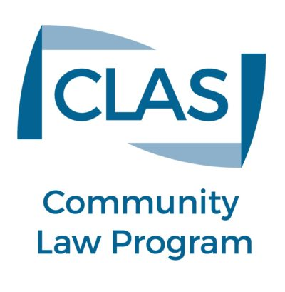 Community Law Program Logo